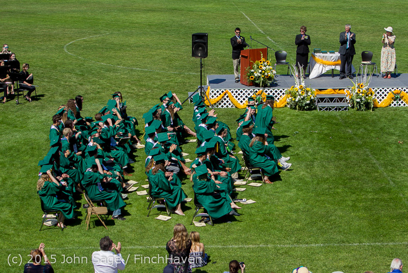 7820 Vashon Island High School Graduation 2015 061315
