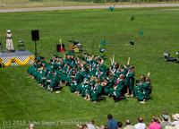 7826 Vashon Island High School Graduation 2015 061315
