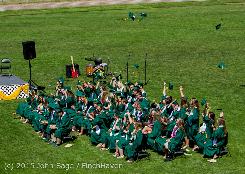 7830 Vashon Island High School Graduation 2015 061315