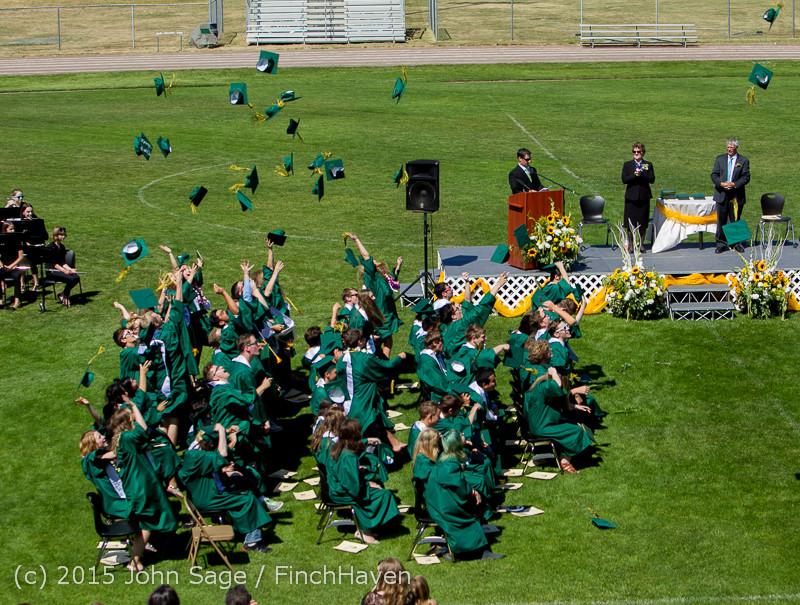 7836 Vashon Island High School Graduation 2015 061315
