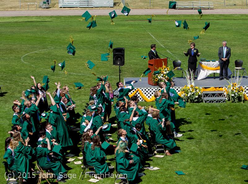 7841 Vashon Island High School Graduation 2015 061315