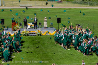 7845 Vashon Island High School Graduation 2015 061315