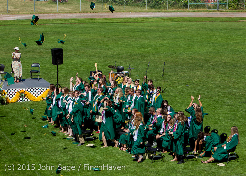 7849 Vashon Island High School Graduation 2015 061315