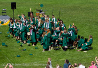 7854 Vashon Island High School Graduation 2015 061315