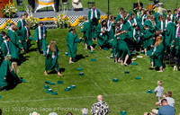 7882 Vashon Island High School Graduation 2015 061315