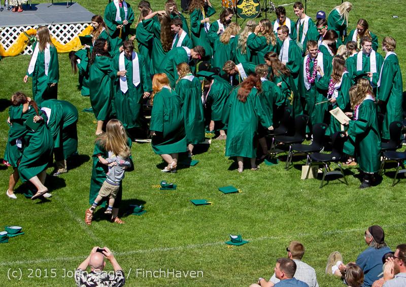7887 Vashon Island High School Graduation 2015 061315