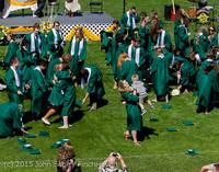 7889 Vashon Island High School Graduation 2015 061315