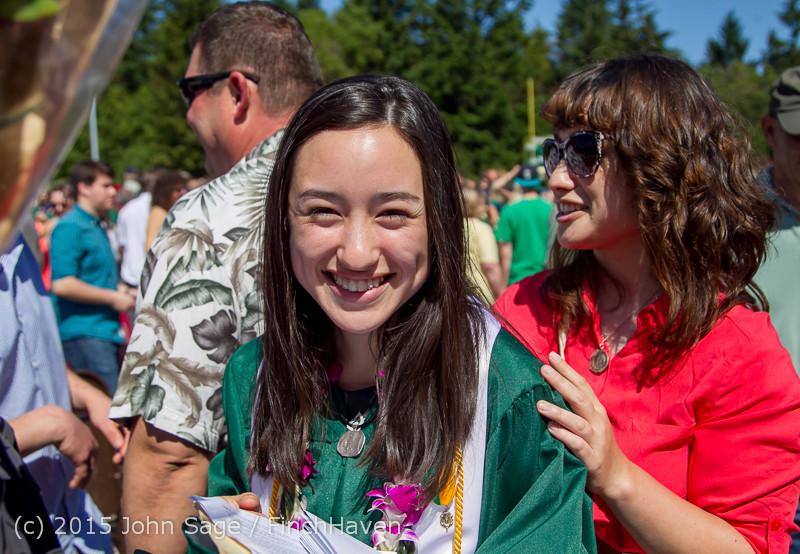 7920 Vashon Island High School Graduation 2015 061315
