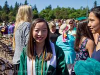 7922 Vashon Island High School Graduation 2015 061315