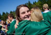 7925 Vashon Island High School Graduation 2015 061315