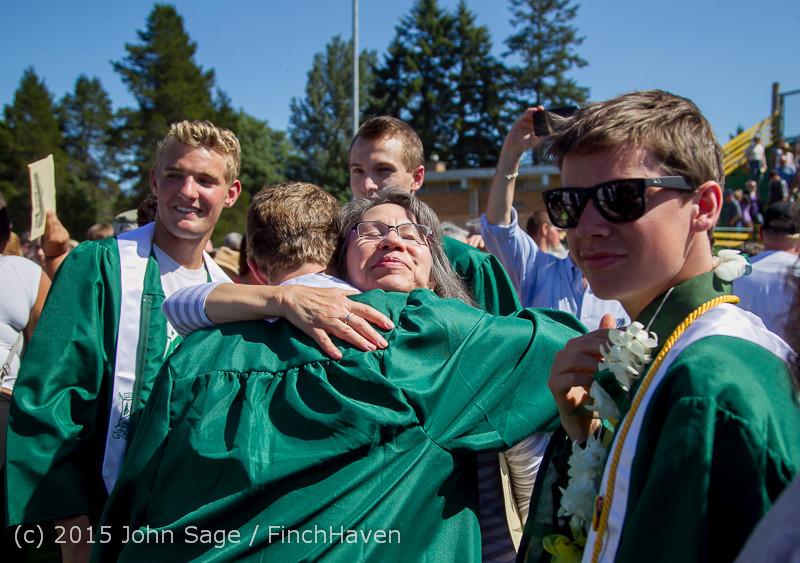 7929 Vashon Island High School Graduation 2015 061315