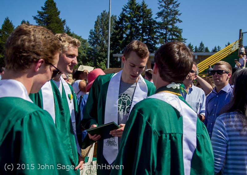 7931 Vashon Island High School Graduation 2015 061315