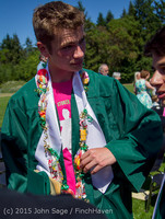 7932 Vashon Island High School Graduation 2015 061315