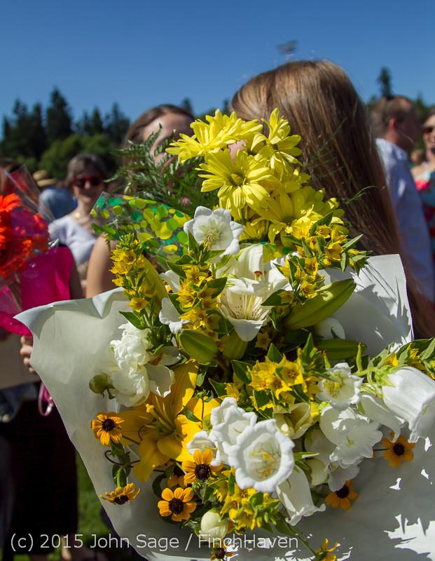 7953 Vashon Island High School Graduation 2015 061315