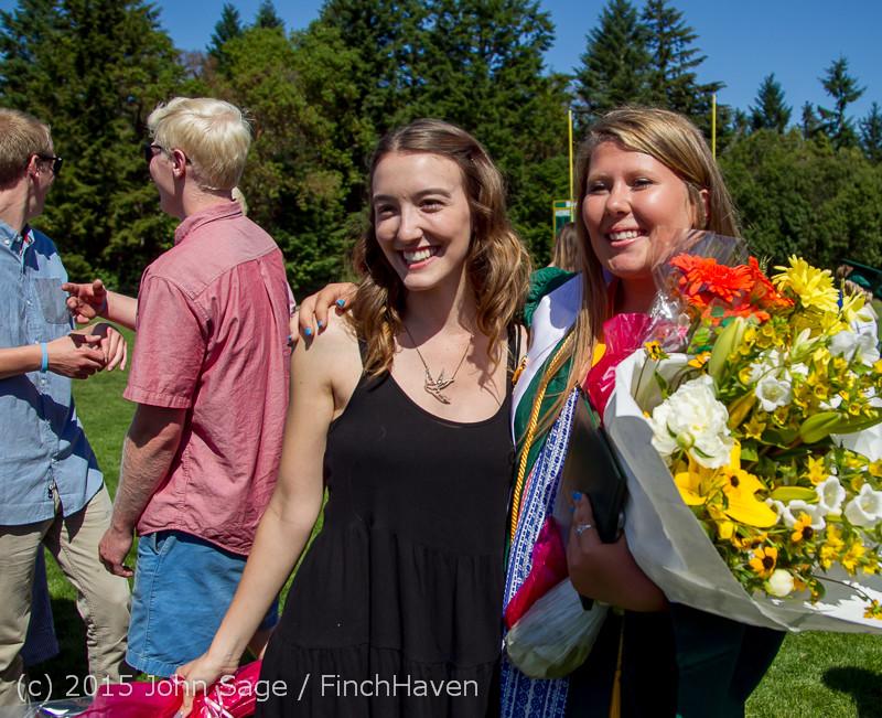 7958 Vashon Island High School Graduation 2015 061315