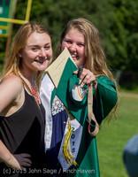 7972 Vashon Island High School Graduation 2015 061315