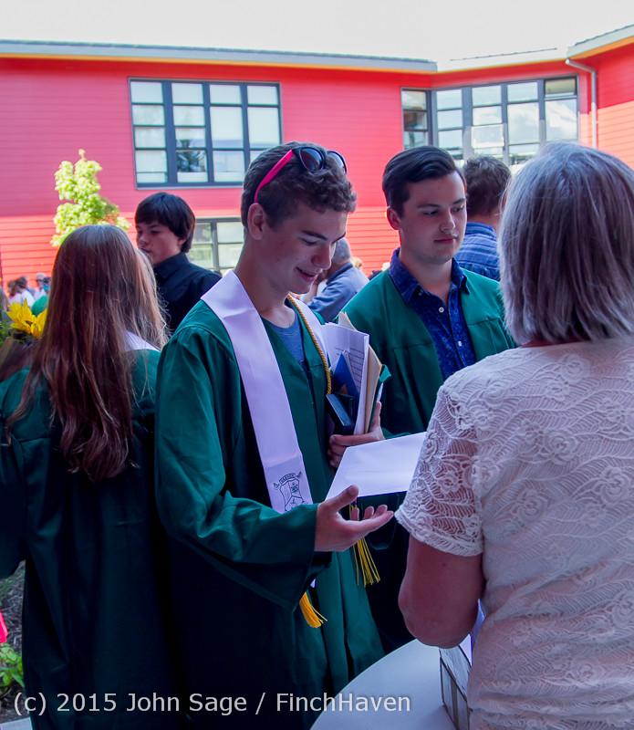 7977 Vashon Island High School Graduation 2015 061315