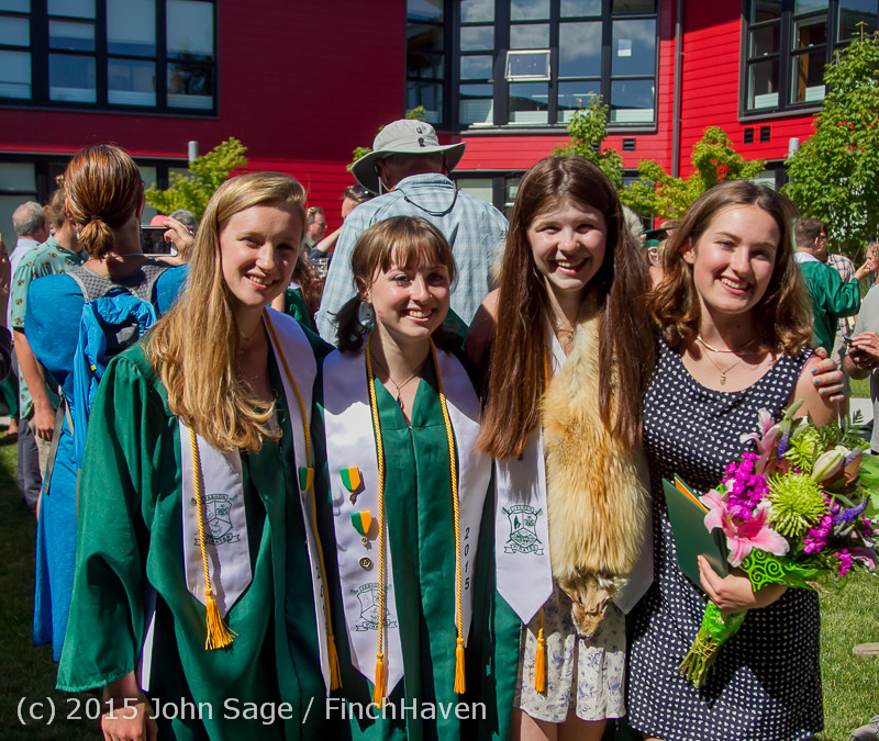 7983 Vashon Island High School Graduation 2015 061315