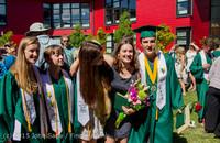 7985 Vashon Island High School Graduation 2015 061315