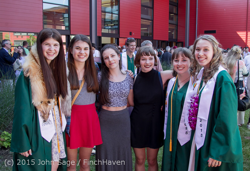 7994 Vashon Island High School Graduation 2015 061315