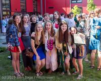 8002 Vashon Island High School Graduation 2015 061315