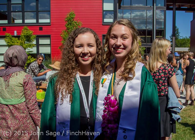 8009 Vashon Island High School Graduation 2015 061315