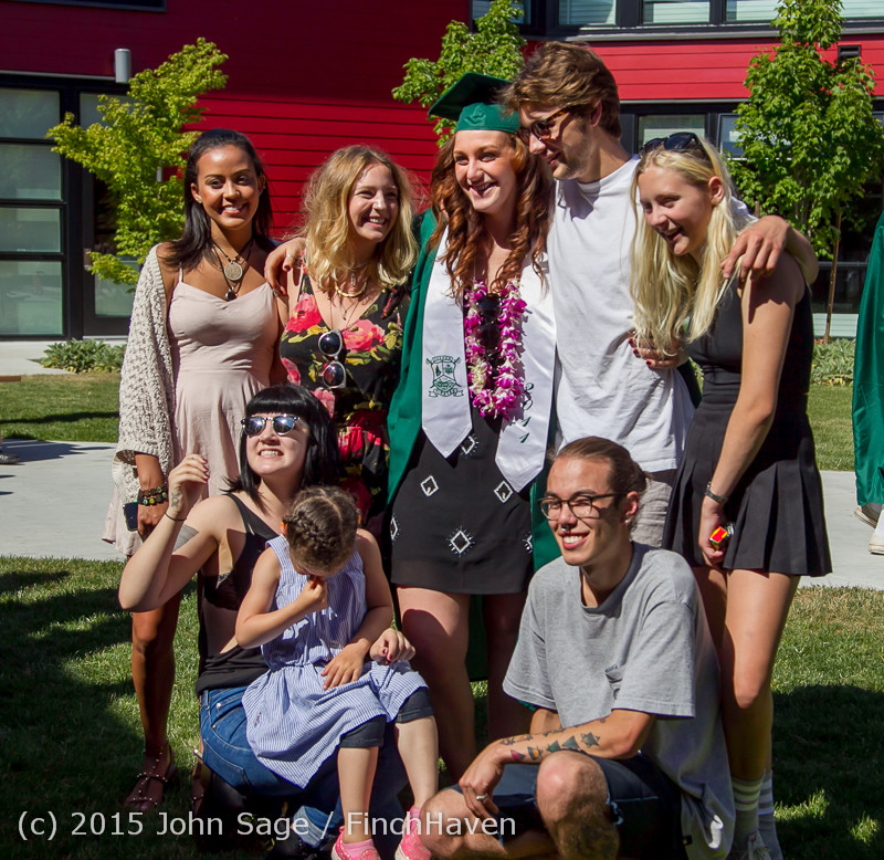 8014 Vashon Island High School Graduation 2015 061315