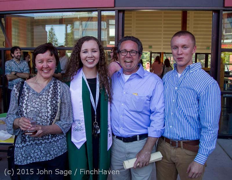 8020 Vashon Island High School Graduation 2015 061315