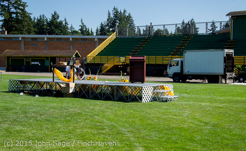 8031 Vashon Island High School Graduation 2015 061315