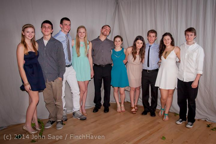 5410 Vashon Island High School Tolo Dance 2014 031514