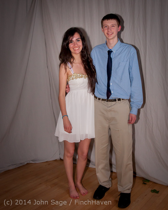 5413 Vashon Island High School Tolo Dance 2014 031514