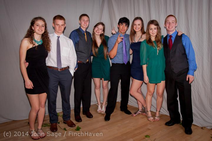 5425 Vashon Island High School Tolo Dance 2014 031514