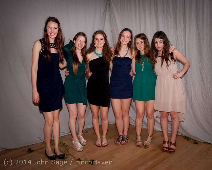 5430 Vashon Island High School Tolo Dance 2014 031514