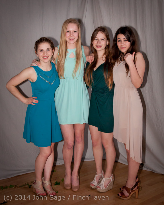 5434 Vashon Island High School Tolo Dance 2014 031514
