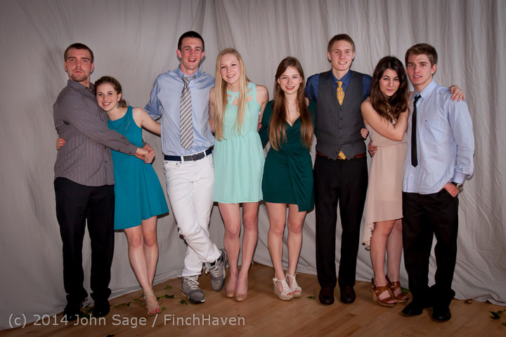 5437 Vashon Island High School Tolo Dance 2014 031514