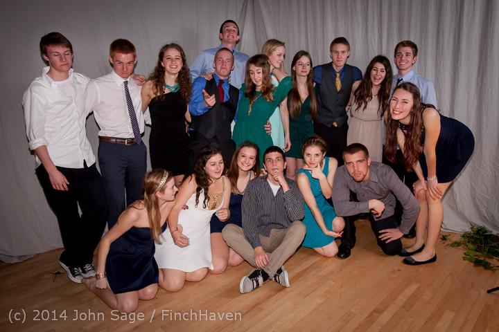 5441 Vashon Island High School Tolo Dance 2014 031514