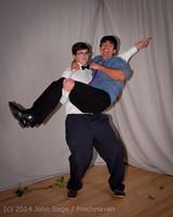 5444 Vashon Island High School Tolo Dance 2014 031514