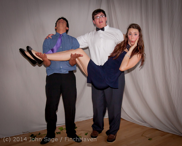 5448 Vashon Island High School Tolo Dance 2014 031514