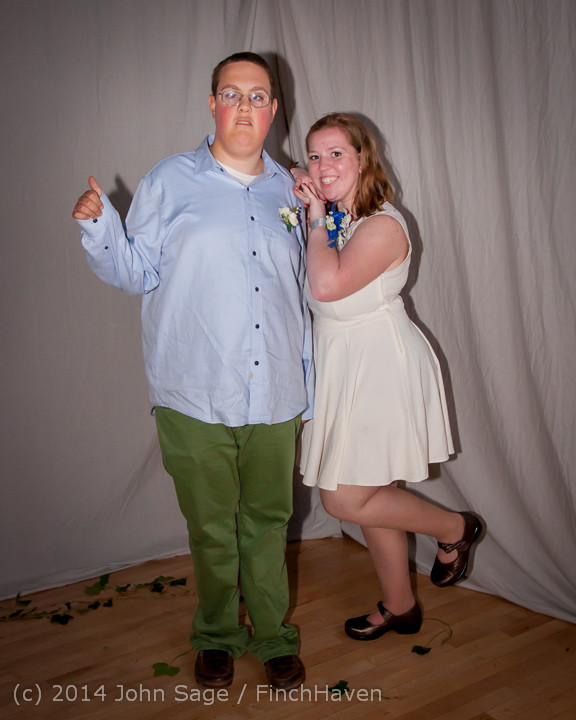 5472 Vashon Island High School Tolo Dance 2014 031514