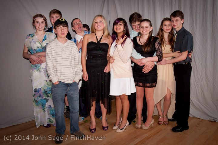 5475 Vashon Island High School Tolo Dance 2014 031514