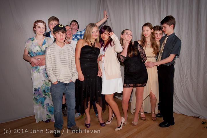 5476 Vashon Island High School Tolo Dance 2014 031514