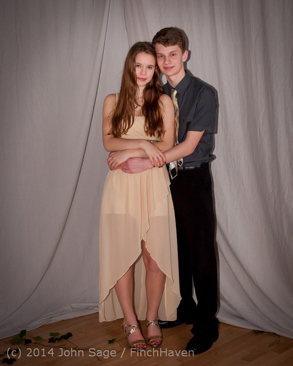 5478 Vashon Island High School Tolo Dance 2014 031514