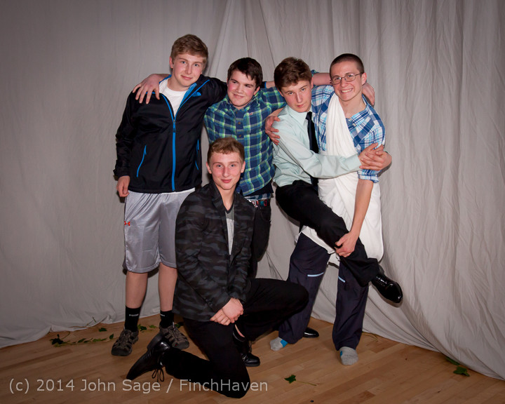 5480 Vashon Island High School Tolo Dance 2014 031514