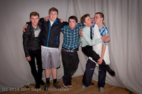 5481 Vashon Island High School Tolo Dance 2014 031514