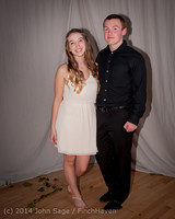 5496 Vashon Island High School Tolo Dance 2014 031514