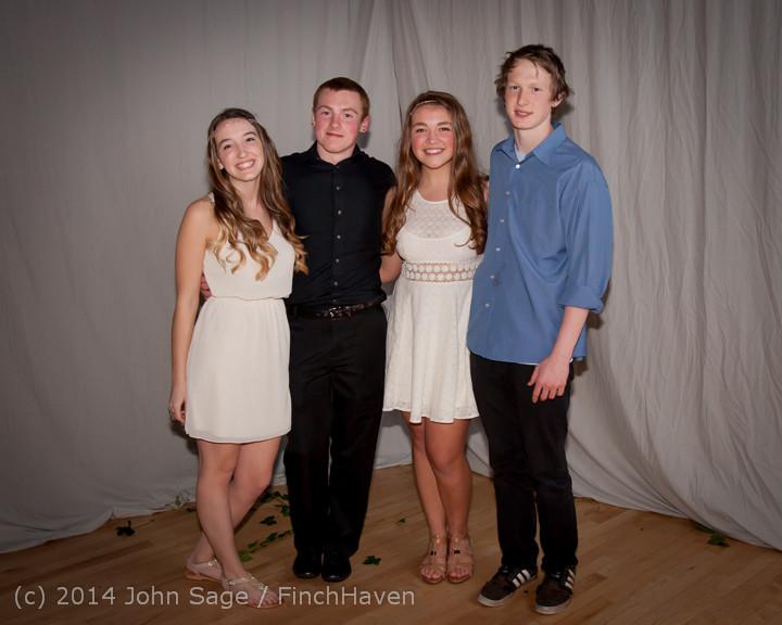 5500 Vashon Island High School Tolo Dance 2014 031514