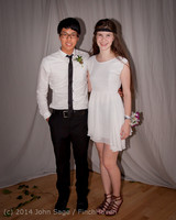 5502 Vashon Island High School Tolo Dance 2014 031514