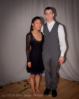 5506 Vashon Island High School Tolo Dance 2014 031514