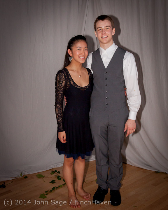 5506 Vashon Island High School Tolo Dance 2014 031514