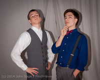 5510-b Vashon Island High School Tolo Dance 2014 031514